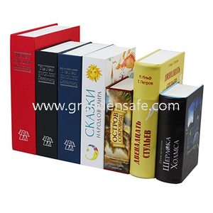Book Safe with PU cover
